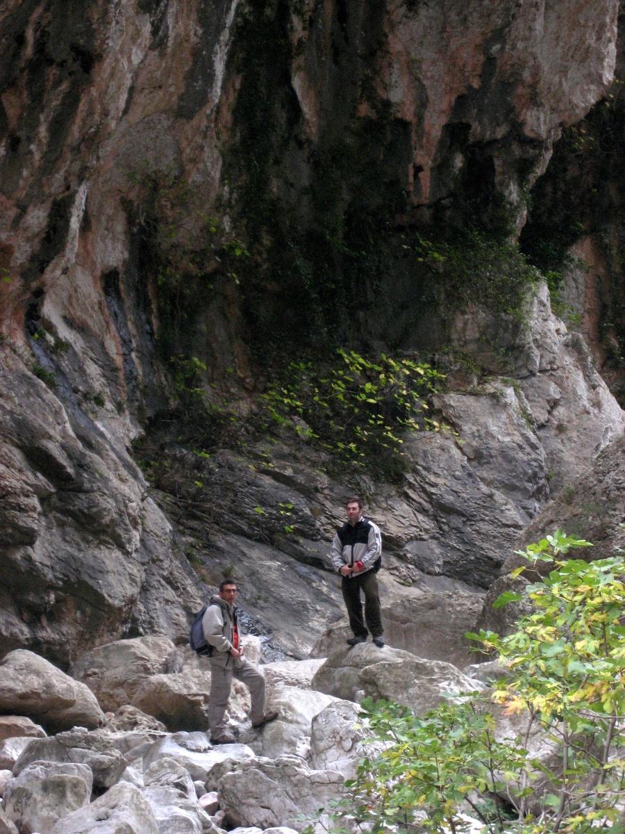 Camí de Les Jovades - La Vall D'Ebo (por el Barranc del Infern) - PR CV 43