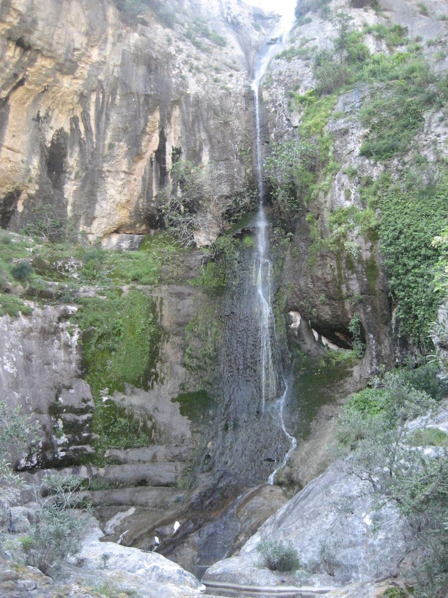 PR CV 147 Camí de les Jovades - Barranc del Infern - Presa de Isbert