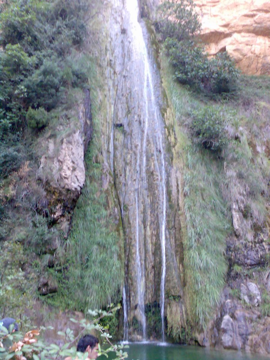 El Chorrador de Zucaina - Río Villahermosa - Cedramán