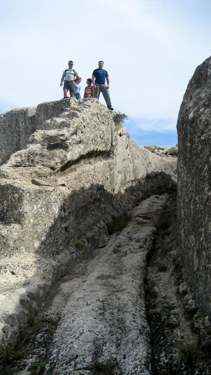 El Castellar de Meca - Rincon de San Pascual - Sierra del Mugrón