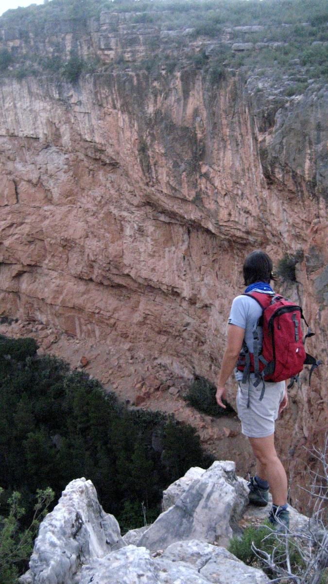 Chulilla - Los Calderones y el Alto de la Cruz