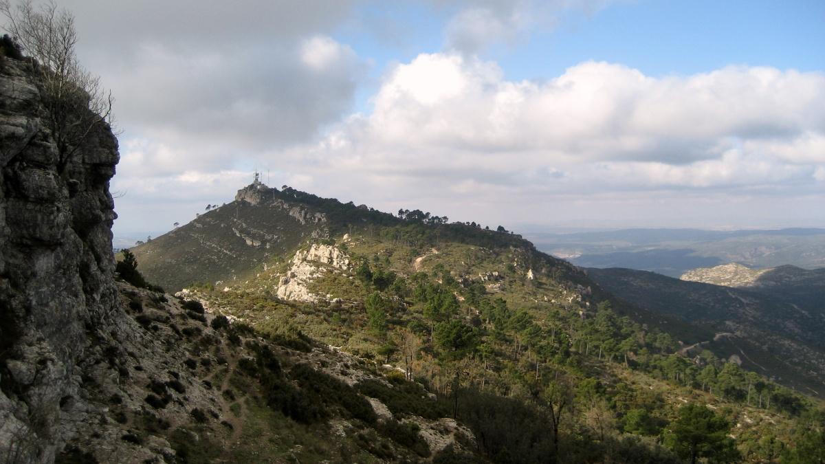 La Sierra Martés - Ventagaeta