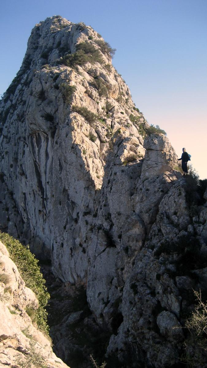 La sierra Segaria - Benimeli