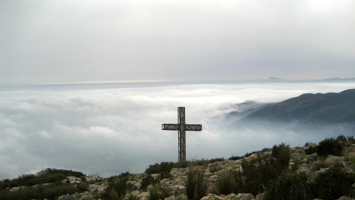 Alt de les Creus y el Ratlla - Senda dels Amoladors - Tavernes de la Valldigna