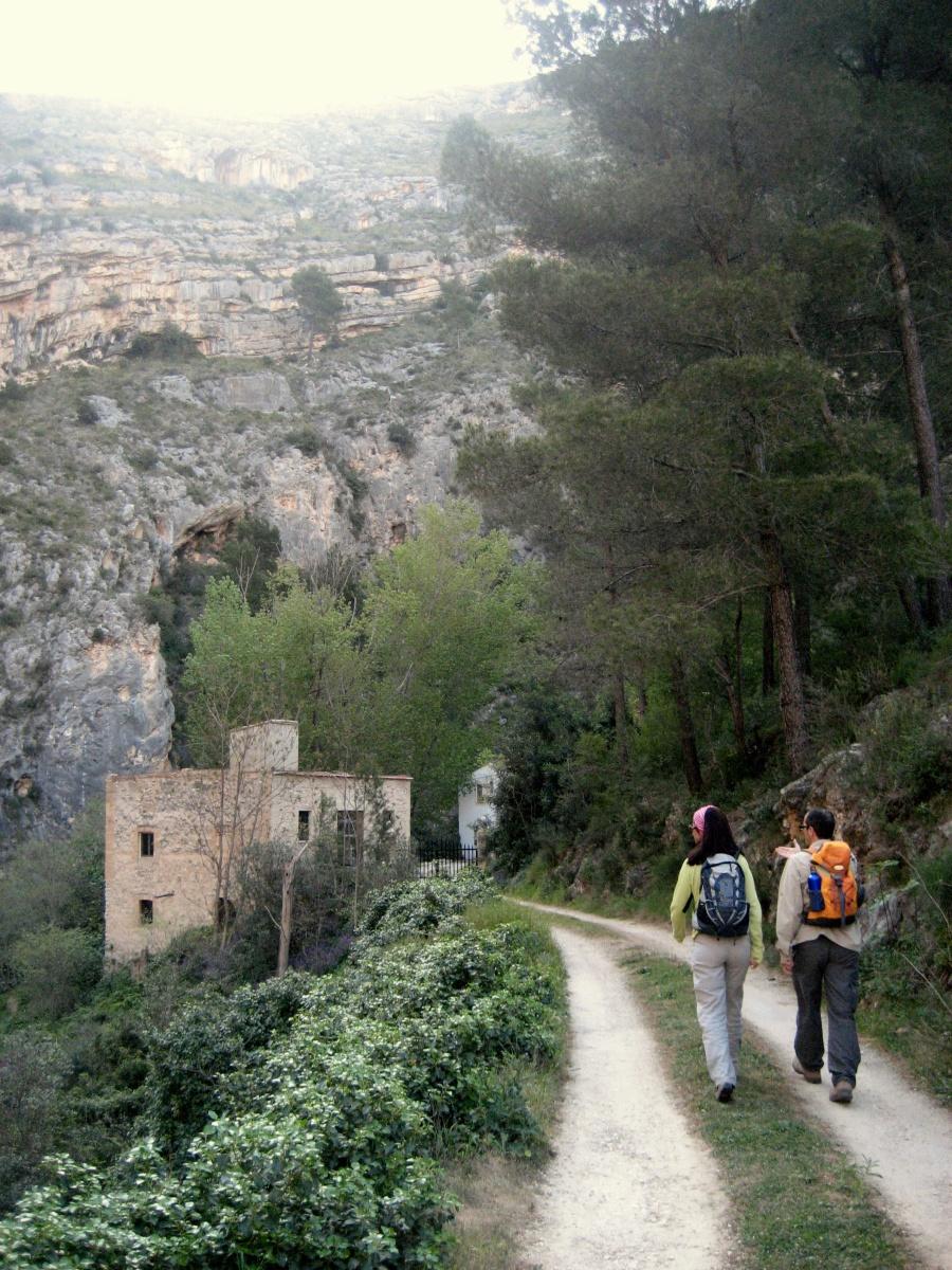 Ontinyent - Bocairent - El barranc dels Tarongers