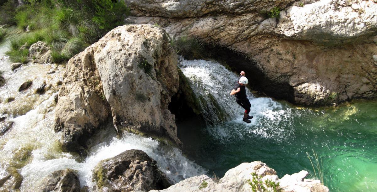 Rutas acuáticas en la Comunidad Valenciana