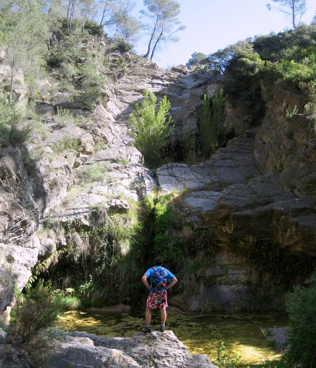 Montán - El Pozo de las Palomas