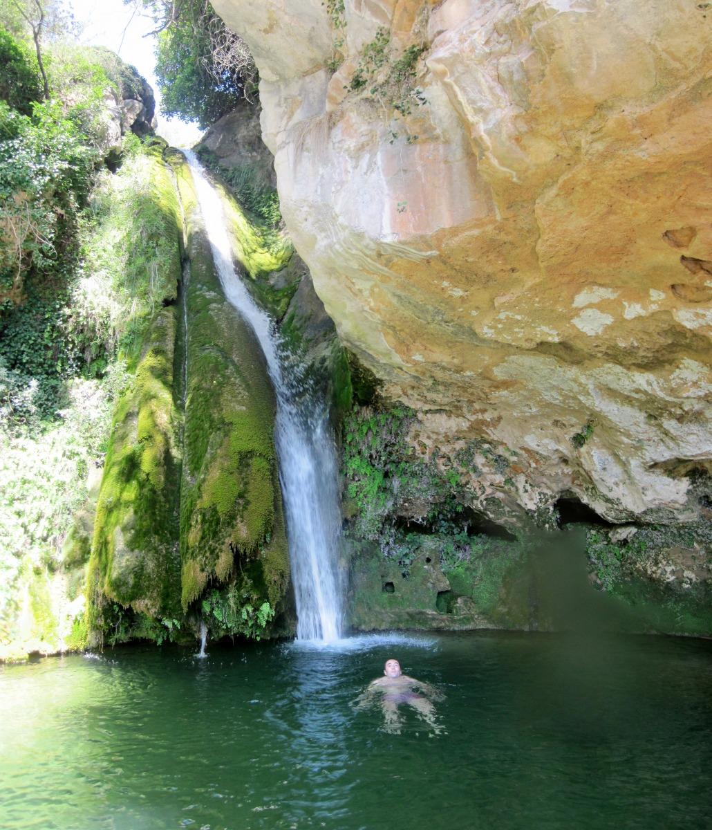 El río Carbó: GR - 7 Villahermosa - Sant Joan de Penyagolosa