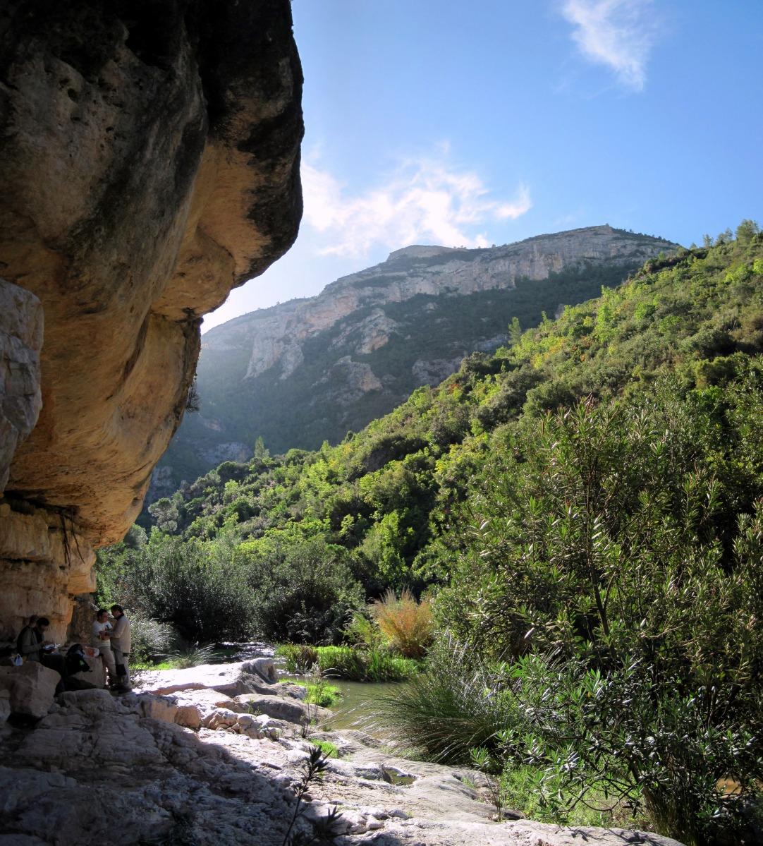 Yátova - El Cañón del Río Magro y el Cerro Tabarla - Prv 148 - SLV 21