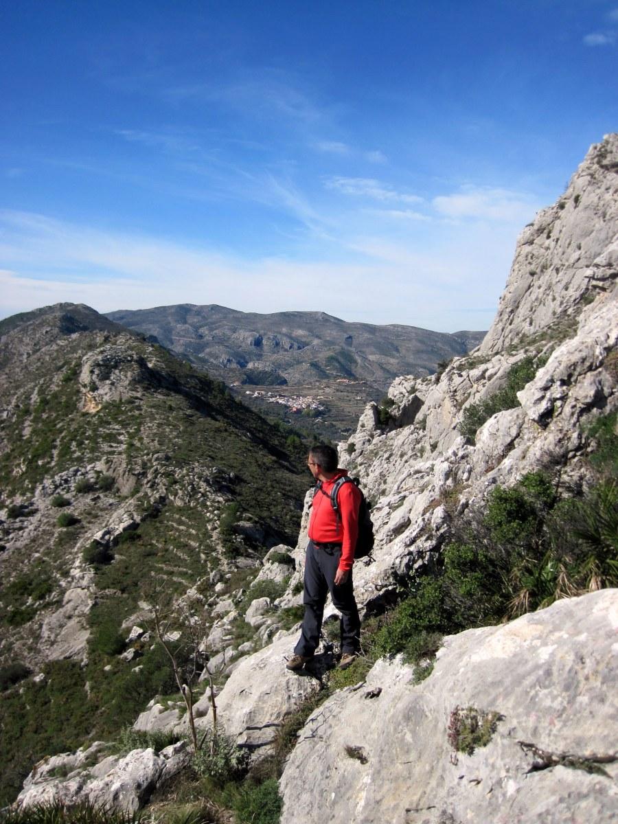 Murla - El Cavall Verd - La ruta de los moriscos - La Presa de Isbert