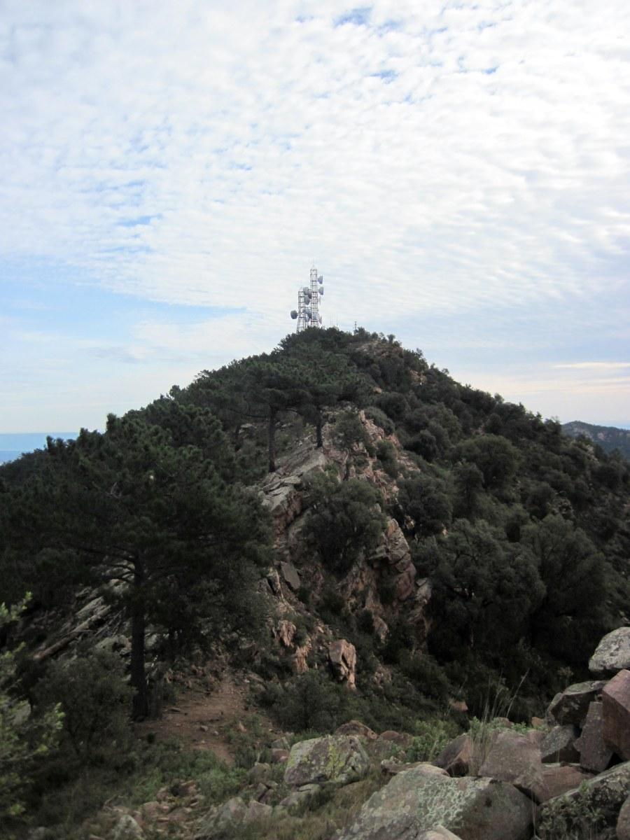 Eslida – Alt del Aljub – Barranc de l'Oret - PRCV 352