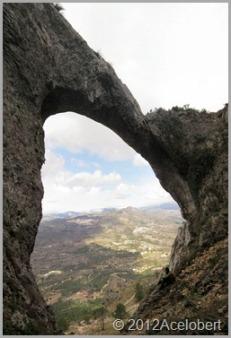 Bernia - La Cova del Arc
