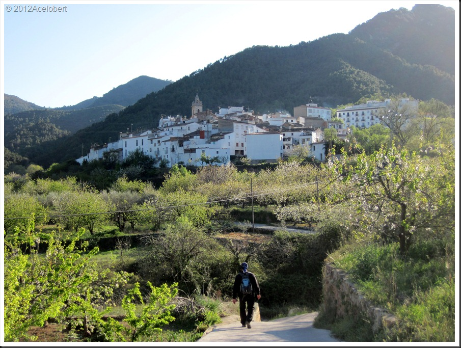 Aín - Sierra de Espadán