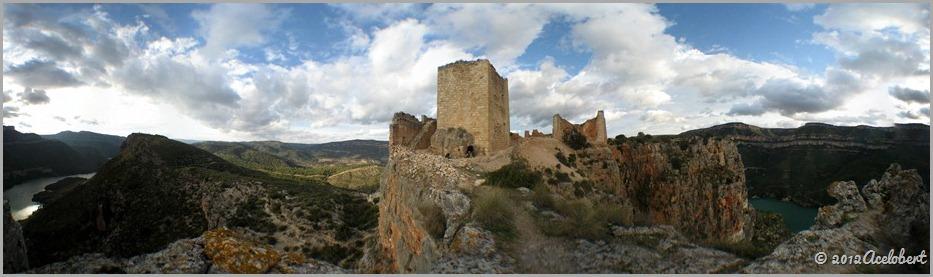 Castillo de Chirel - Panoramica