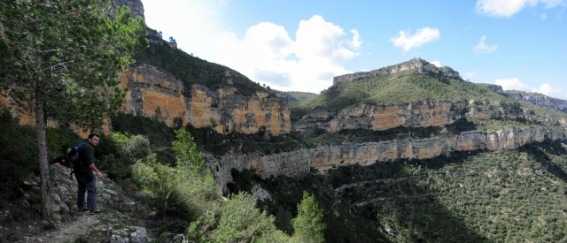 Barranco de la Zangarriana