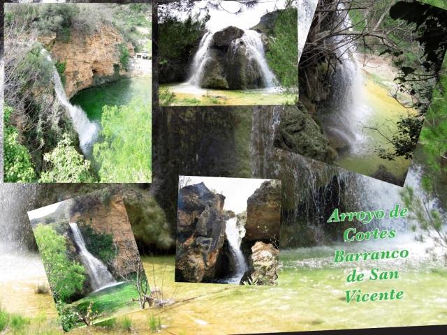 Cascadas del Barranco de San Vicente